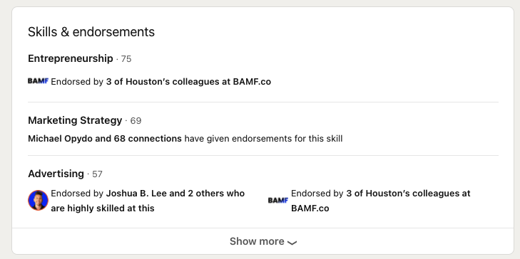 How to Get More LinkedIn Endorsements, Here's How to Get More LinkedIn Endorsements!