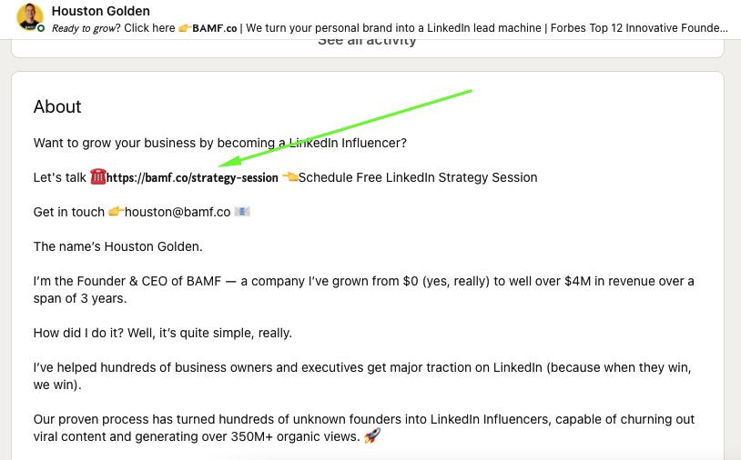 LinkedIn formatting, LinkedIn Formatting: Bold Text, Adding LinkedIn Bullet Points, and More!